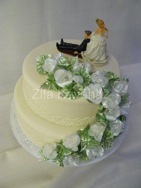 b4ffdc8ba4 Esküvői torták – Zila Kávéház – Krisztina Cukrászda és Étterem