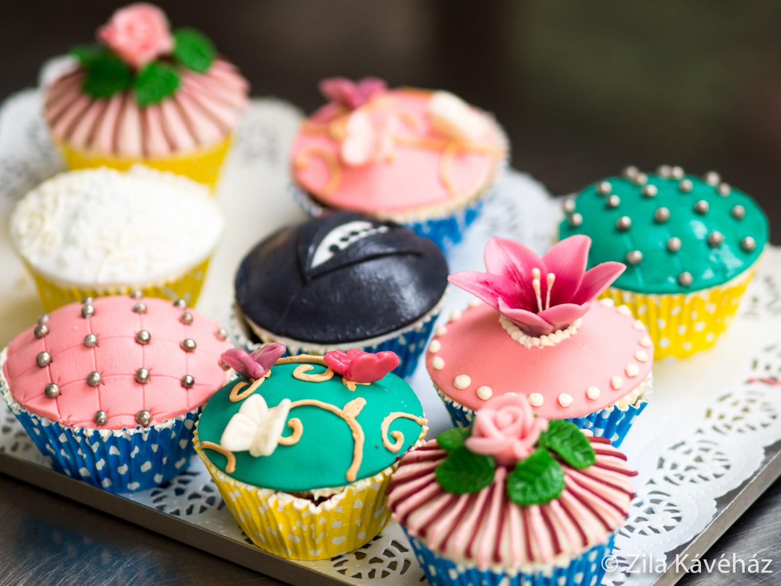 Zila Cupcakes